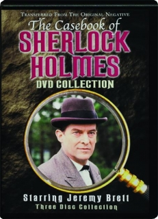 THE CASEBOOK OF SHERLOCK HOLMES: DVD Collection