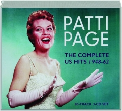 PATTI PAGE: The Complete US Hits 1948-62