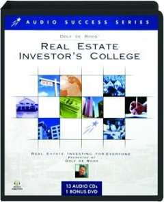 DOLF DE ROOS' REAL ESTATE INVESTOR'S COLLEGE: Audio Success Series