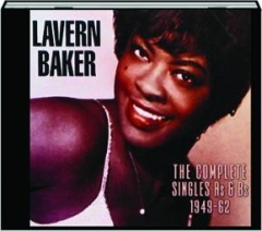 LAVERN BAKER: The Complete Singles As & Bs 1949-62