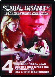 SEXUAL INSANITY 1970S GRINDHOUSE COLLECTION