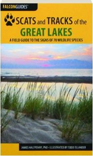 SCATS AND TRACKS OF THE GREAT LAKES, SECOND EDITION: Falcon Guides