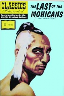 THE LAST OF THE MOHICANS: Classics Illustrated No. 34