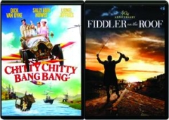 FIDDLER ON THE ROOF / CHITTY CHITTY BANG BANG