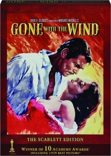 GONE WITH THE WIND: The Scarlett Edition