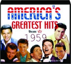 AMERICA'S GREATEST HITS 1959, VOLUME 10