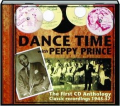 DANCE TIME WITH PEPPY PRINCE