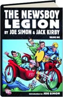 THE NEWSBOY LEGION, VOLUME ONE