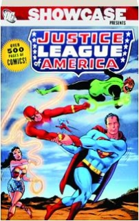 SHOWCASE PRESENTS JUSTICE LEAGUE AMERICA, VOLUME 2