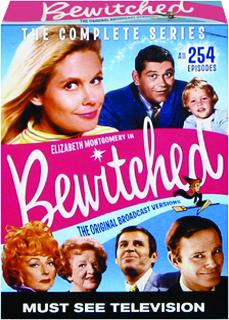 BEWITCHED: The Complete Series
