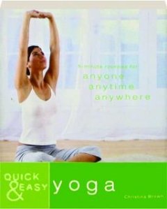 QUICK & EASY YOGA