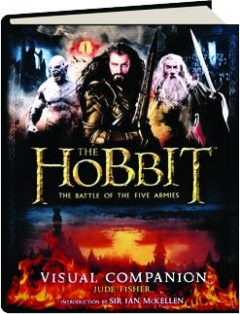 THE HOBBIT: The Battle of the Five Armies--Visual Companion