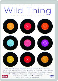 WILD THING: The Sixties DVD Jukebox