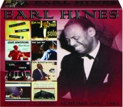 EARL HINES: Eight Classic Albums, 1951-1961