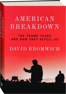 AMERICAN BREAKDOWN: The Trump Years and How They Befell Us