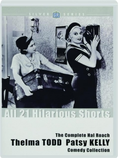 THE COMPLETE HAL ROACH THELMA TODD PATSY KELLY COMEDY COLLECTION