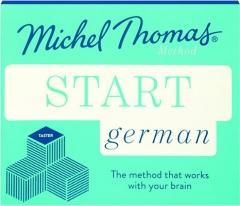 START GERMAN: Michel Thomas Method