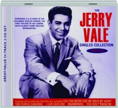 THE JERRY VALE SINGLES COLLECTION 1953-62