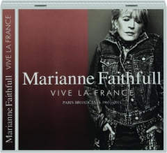 MARIANNE FAITHFULL: Vive la France