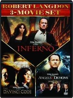 ROBERT LANGDON 3-MOVIE SET