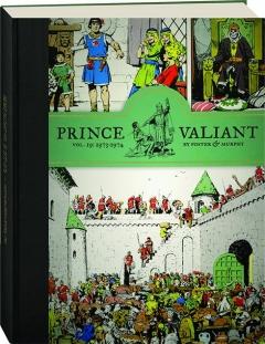 PRINCE VALIANT, 1973-1974, VOL. 19