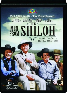 THE MEN FROM SHILOH: The Virginian--The Final Season