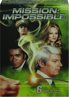 MISSION--IMPOSSIBLE: The Sixth TV Season