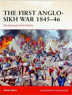 THE FIRST ANGLO-SIKH WAR 1845-46: Campaign 338