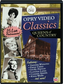 OPRY VIDEO CLASSICS: Queens of Country