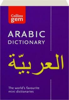 COLLINS GEM ARABIC DICTIONARY, SECOND EDITION