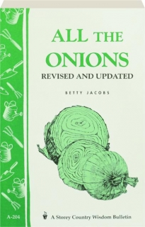 ALL THE ONIONS, REVISED