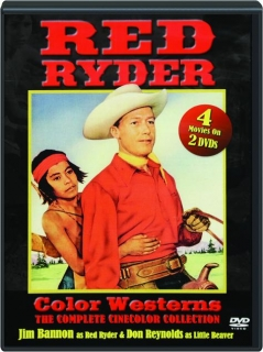 RED RYDER COLOR WESTERNS: The Complete Cinecolor Collection