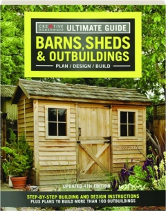 BARNS, SHEDS & OUTBUILDINGS, 4TH EDITION