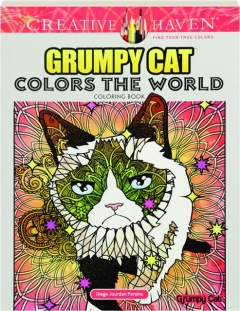 GRUMPY CAT COLORS THE WORLD COLORING BOOK