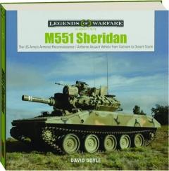 M551 SHERIDAN: Legends of Warfare