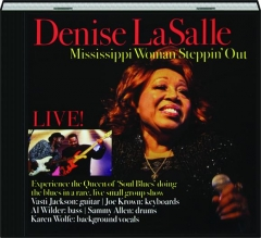 DENISE LASALLE: Mississippi Woman Steppin' Out
