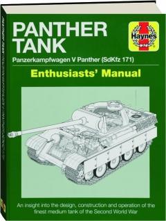 PANTHER TANK ENTHUSIASTS' MANUAL