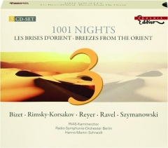 1001 NIGHTS: Breezes from the Orient