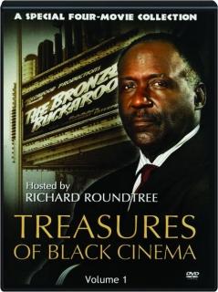 TREASURES OF BLACK CINEMA, VOLUME 1