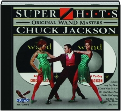 CHUCK JACKSON: Super Hits