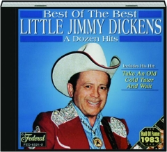 LITTLE JIMMY DICKENS: Best of the Best