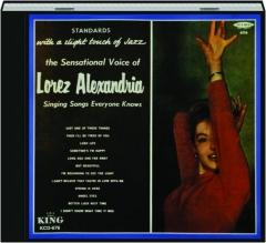 LOREZ ALEXANDRIA: Singing Songs Everyone Knows