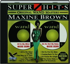 MAXINE BROWN: Super Hits