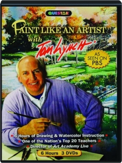 PAINT LIKE AN ARTIST WITH TOM LYNCH
