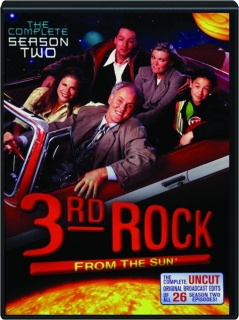 3RD ROCK FROM THE SUN: The Complete Season Two