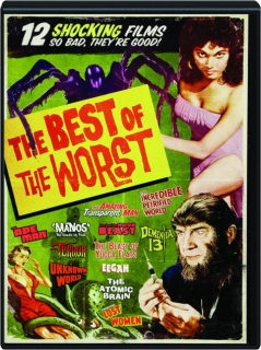 THE BEST OF THE WORST: 12 Shocking Films