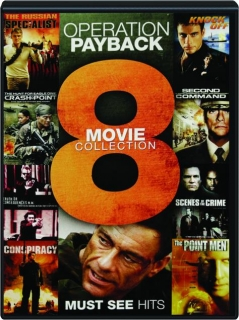 OPERATION PAYBACK: 8 Movie Collection