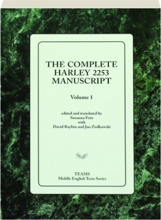 THE COMPLETE HARLEY 2253 MANUSCRIPT, VOLUME 1