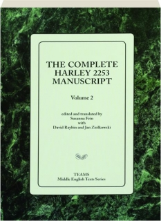 THE COMPLETE HARLEY 2253 MANUSCRIPT, VOLUME 2