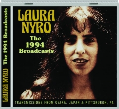 LAURA NYRO: The 1994 Broadcasts